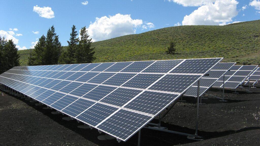 Material para instalaciones solares