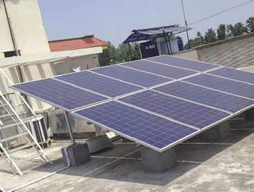 Instalación de placas solares en Aldaya