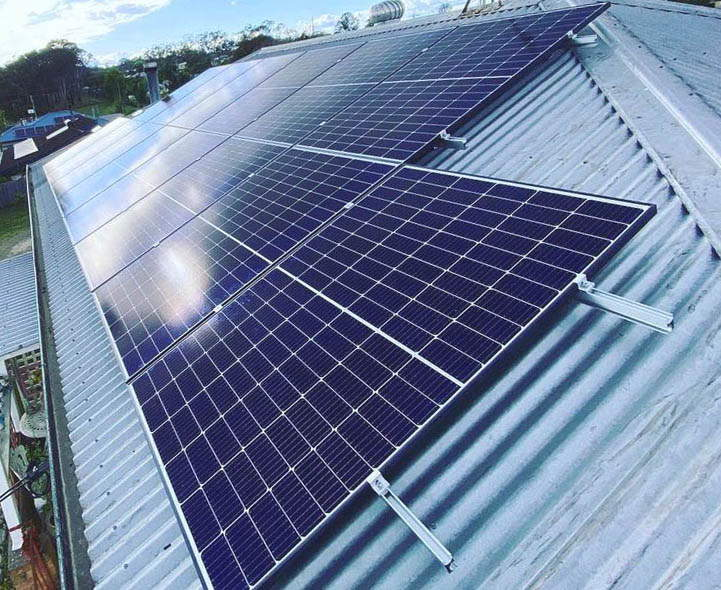 Instalacion de placas solares en Carlet