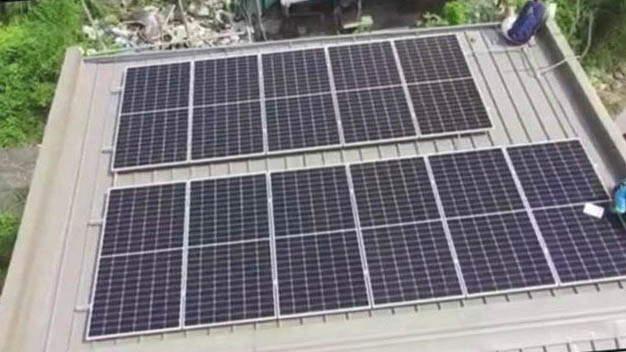 Instalación de placas solares en Godella