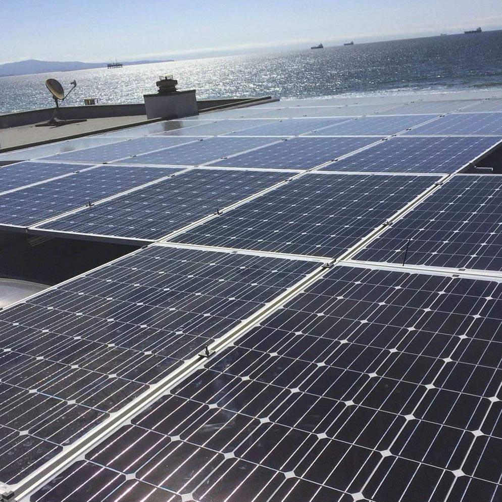 Instalacion de placas solares en Tavernes
