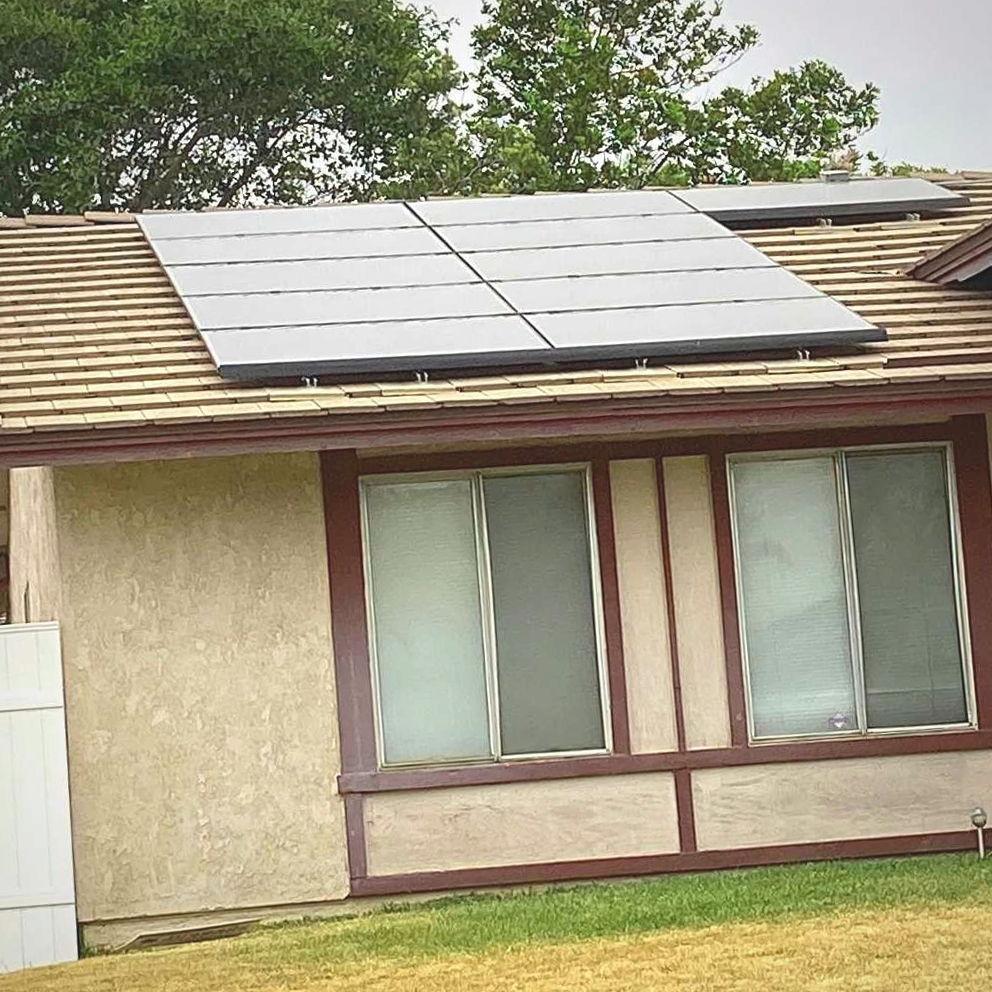 Instalación de placas solares en lliria