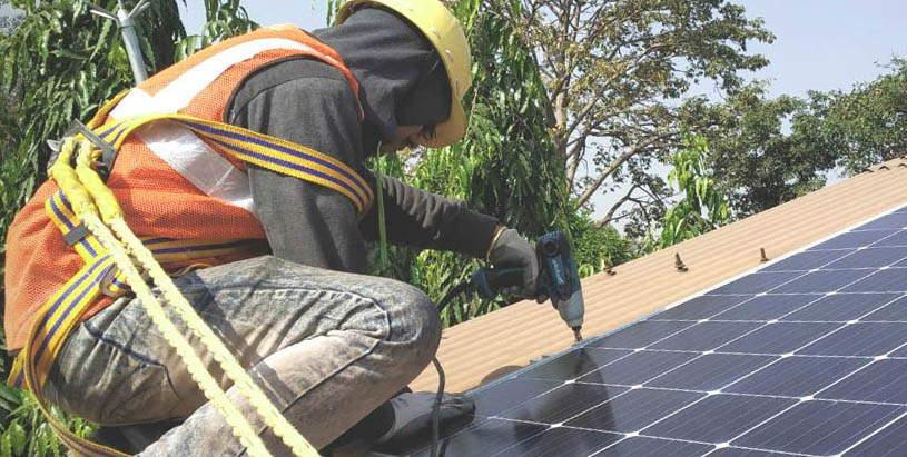 Instalacion placas solares Alginet