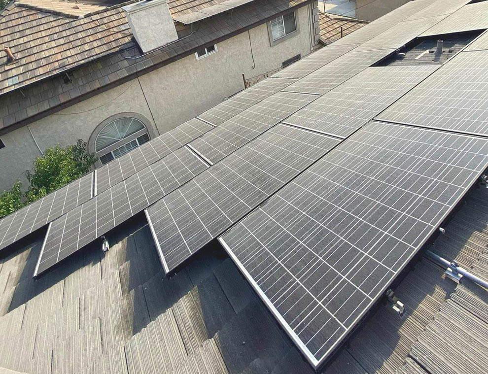 Instalacion placas solares Utiel
