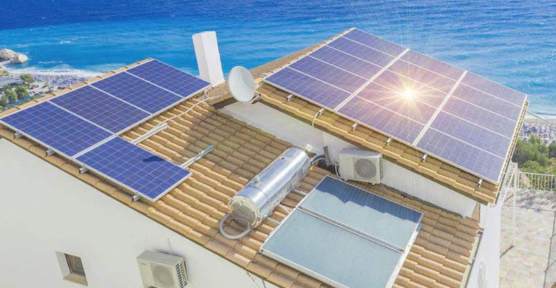 Instalacion de placas solares en cullera