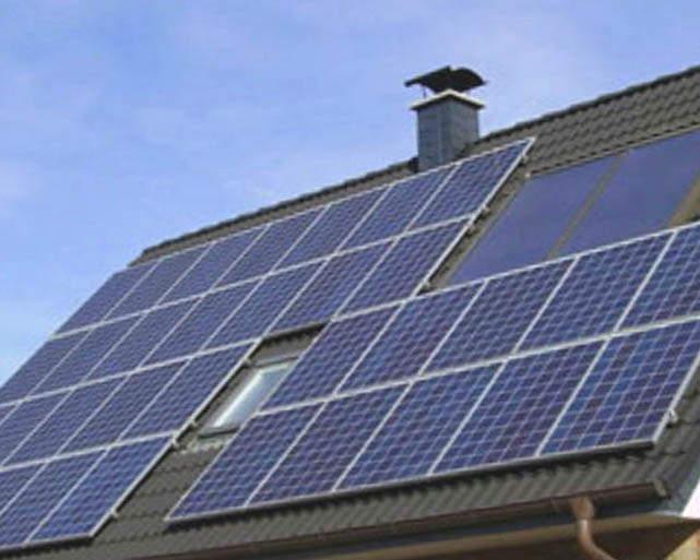 Instalacion placas solares en Benetuser