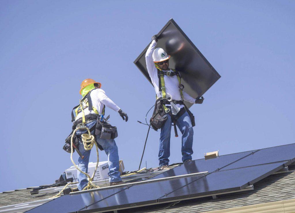 Instalar placas solares Alzira