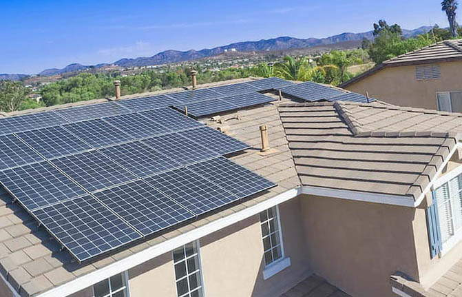 Instalar placas solares en Chiva