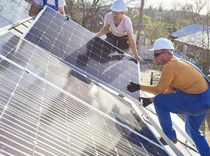 Instalar placas solares en Paiporta