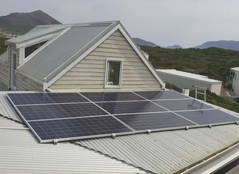 Instalar placas solares en Silla