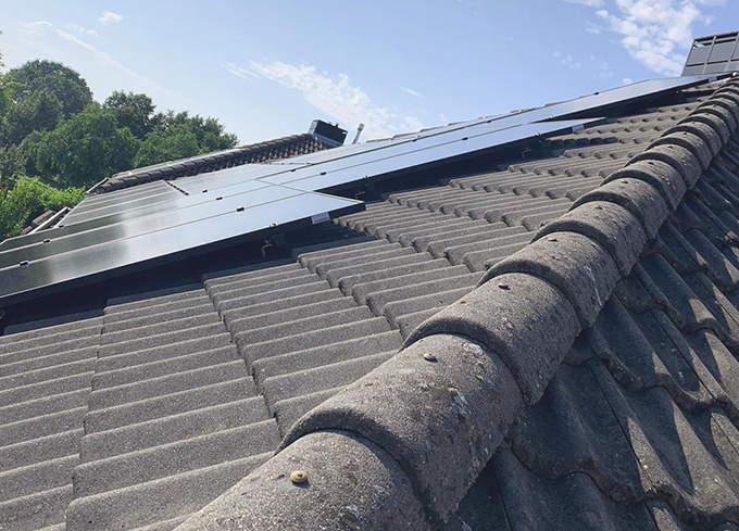 instalacion de placas solares en Alboraya