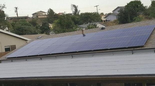 Instalación de placas solares en Bétera