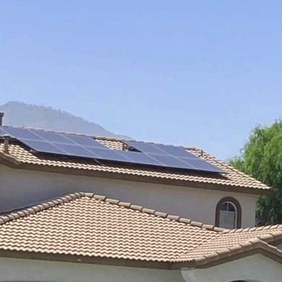 instalación de placas solares en Picassent