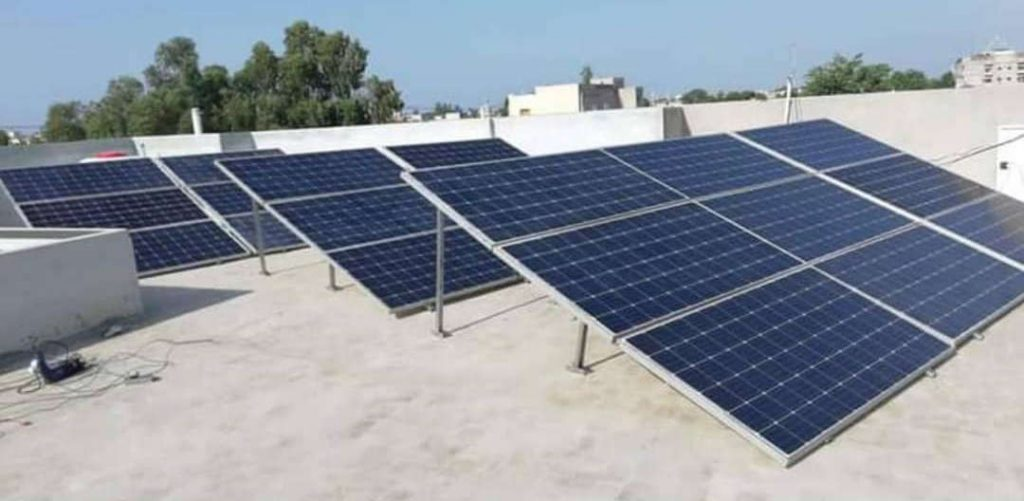 Instalaciones solares aisladas de la red eléctrica