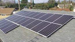 Servicio de instalación de placas solares en Aldaya