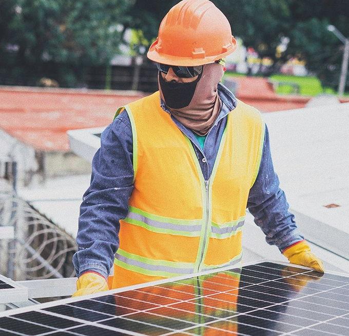 instalar placas solares sueca