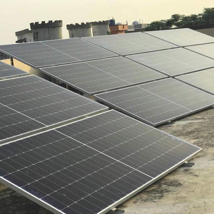 instalación de placas solares en mislata