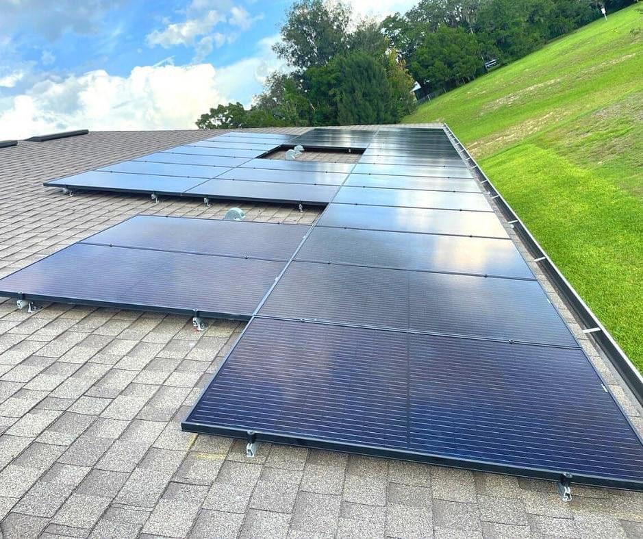 servicio de instalacion de placas solares en Gandia