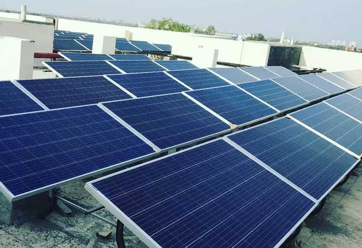 instalacion de paneles solares en mostoles